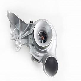BMW 비엠더블유 520D 터보차져 수리
